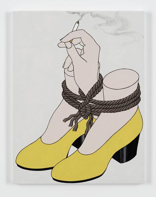 , 'Loose Ankles,' 2016, Bortolami