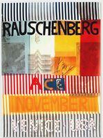 Robert Rauschenberg, Ace, November, Venice, USA