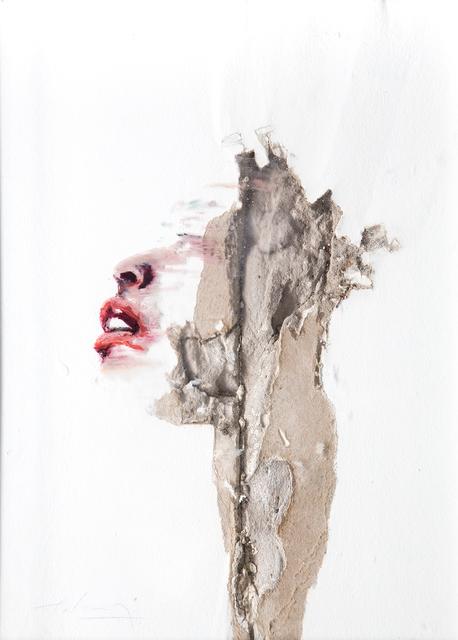 , 'Wounds XXXIV,' 2017, Lazinc