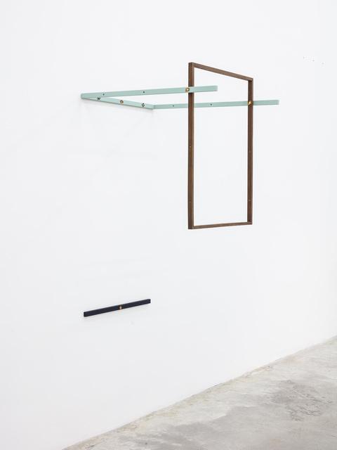 , 'Jeong - Head 1-2 #18-01,' 2016-2018, Tina Kim Gallery