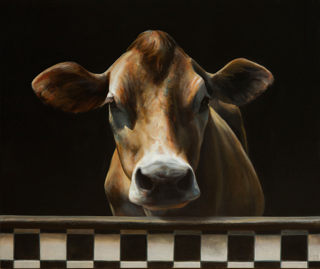 , 'A Child's Memory of a Cow,' 2015, Winchester Galleries
