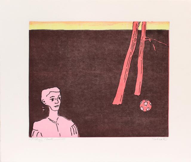 , 'Play Ball 1,' ca. 1990, Benjaman Gallery Group