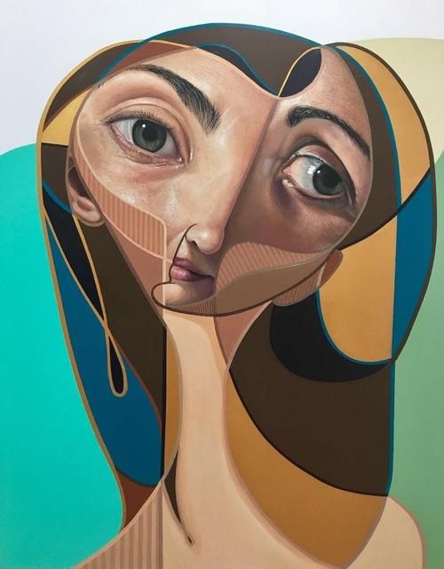 , 'Cuando esa mirada no se dirige a ti,' 2018, NextStreet Gallery