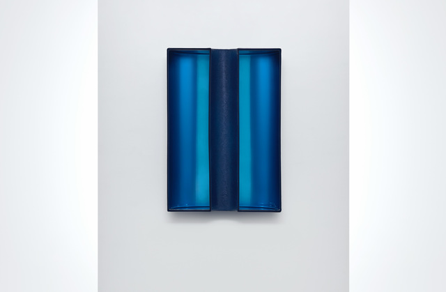 , 'Blue Window,' 2016, Roehrs & Boetsch