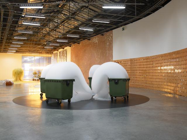 , 'Fontaine de mousse,' 2007, Art Encounters Foundation