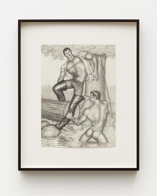 Tom of Finland, 'Untitled', 1966, David Kordansky Gallery