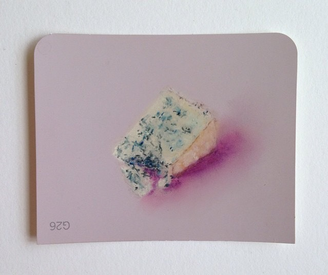 , 'Blue Cheese,' 2015, Ground Floor Gallery