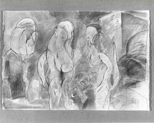 , 'Gente Sentenciada ,' 1983, Tasende Gallery