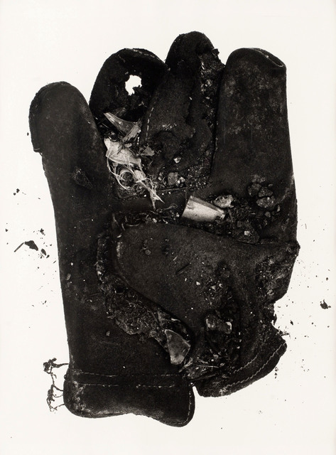 , 'Feather Glove,' 1975, Laurence Miller Gallery