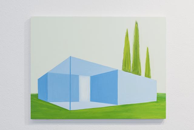 Salomón Huerta, 'Cypress House', 2019, Kopeikin Gallery