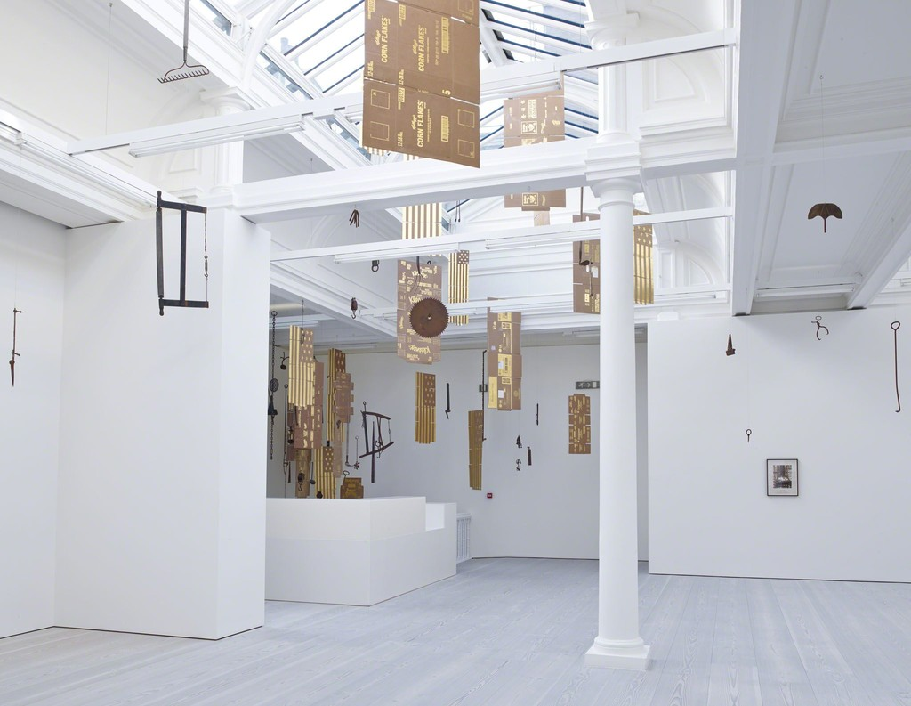 Danh Vo: Homosapiens, Installation View, Marian Goodman Gallery, London, January 15 - February 21, 2015