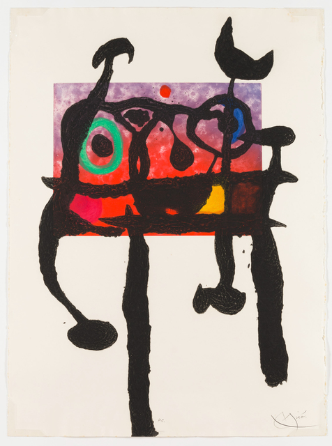 Joan Miró, 'The Samourai', 1968, Christopher-Clark Fine Art