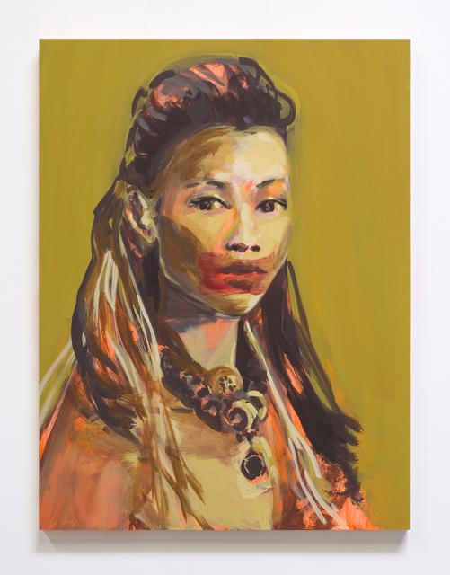 , 'Makeup (The Queen),' 2016, Bugada & Cargnel