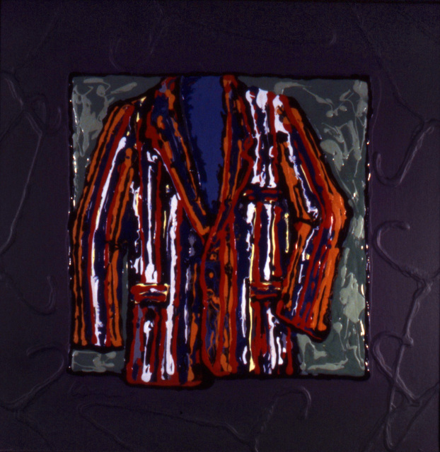 Mel Casas, 'Coat of Many Colors', 1991, Ruiz-Healy Art