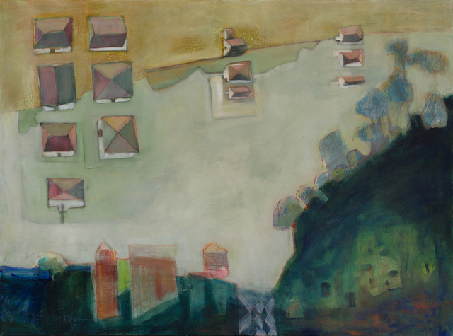 , 'Little Boxes Made of Ticky Tacky,' , Abend Gallery