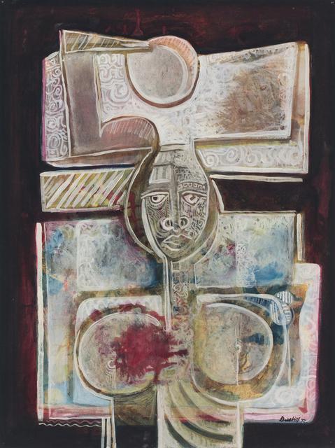 , 'Shango,' 1972, DC Moore Gallery