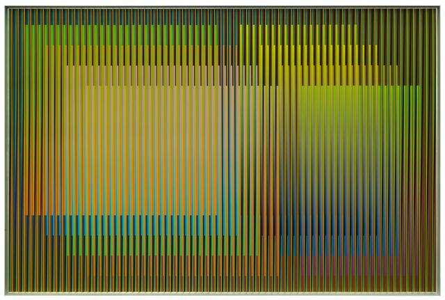 , 'Physichromie Panam 270,' 2017, Galería RGR