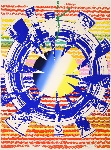James Rosenquist, 'James Rosenquist, Miles from America: The Third Century, lithograph, signed, 1975', 1975, Shapero Modern