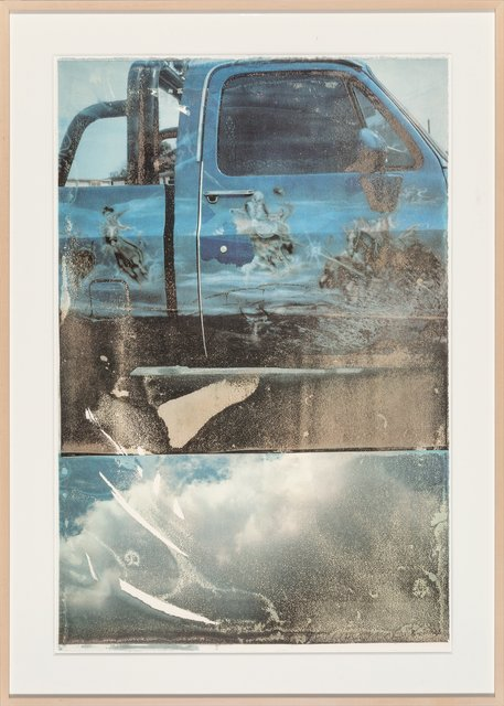 Robert Rauschenberg, 'Literature, Tribute 21 series', 1994, Print, Lithograph in colors on wove paper, Heritage Auctions