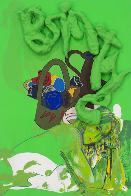 , 'Absinthe,' 2016, SADE