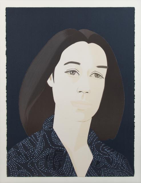 Alex Katz, 'Ada Four Times (four works)', 1979-80, Hindman