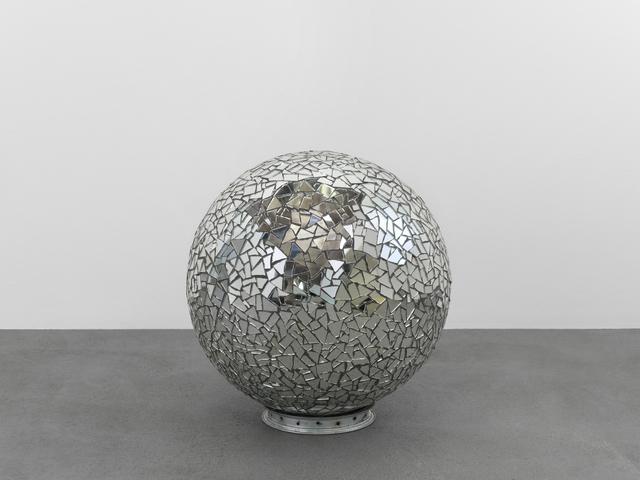 , 'Mosaic Mirror Piece,' 2017, Galerie Maria Bernheim