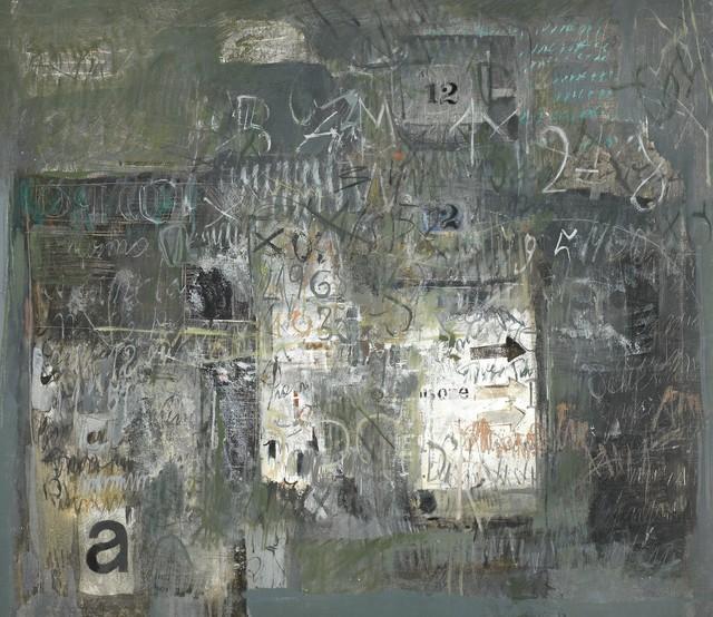 , 'Pared Gastada,' 1969, Jorge Mara - La Ruche