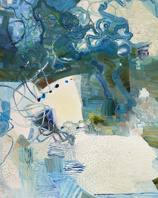 Josette Urso, 'Ice Bloom', 2014, Kathryn Markel Fine Arts