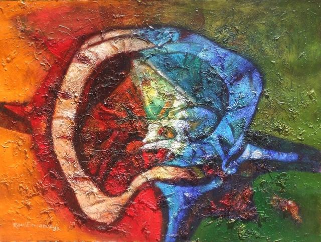 Raul Pozo Enmanuel, 'Semilla con contraste', 2009, MLA Gallery