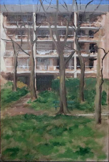 , 'Bois de Vincennes 5, Paris,' 2017, Galerie Pixi - Marie Victoire Poliakoff
