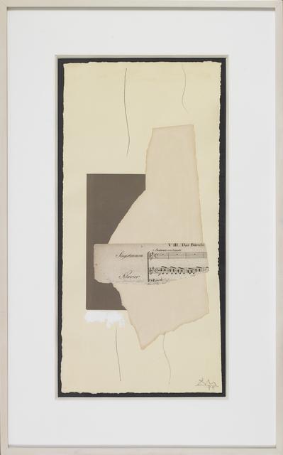Robert Motherwell, 'Cabaret #4', 1974, Taylor | Graham