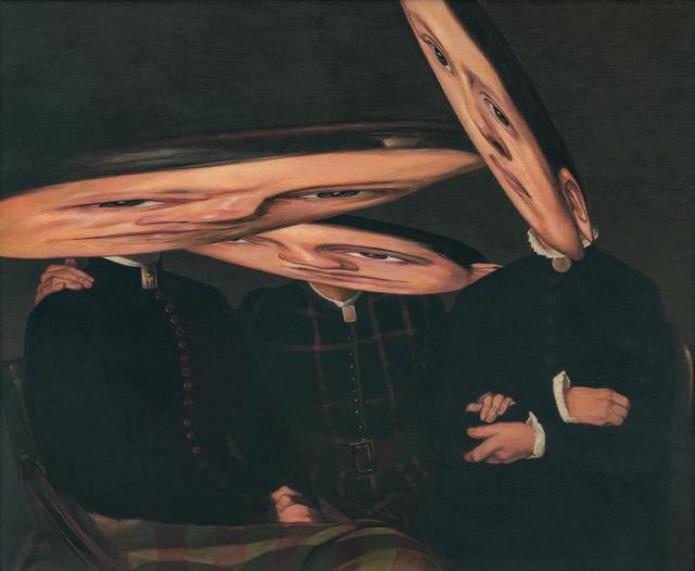 Adam Mysock, 'Distorted Perspectives', 2019, Jonathan Ferrara Gallery
