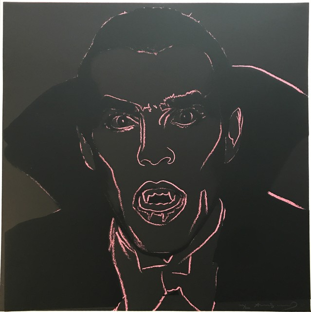 , 'Dracula II.264,' 1981, OSME Gallery