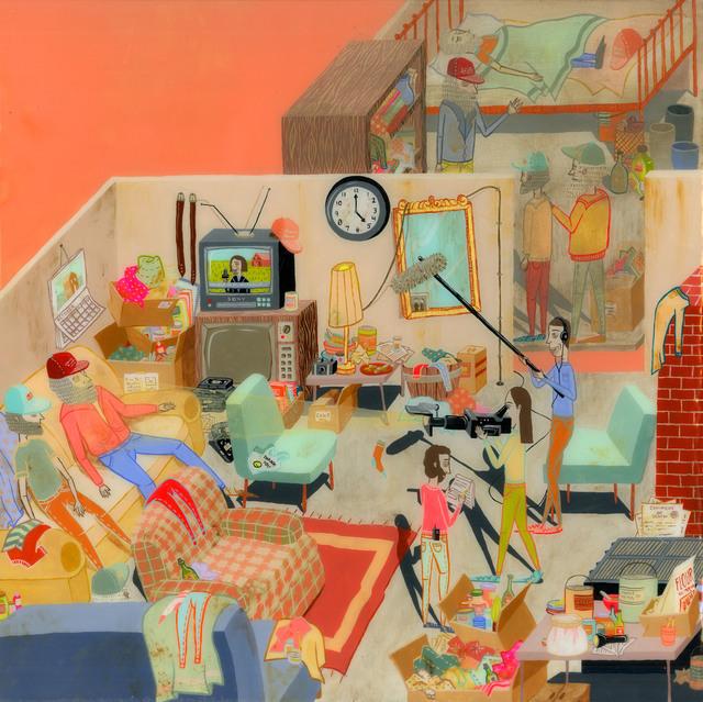 , 'The Ward House,' circa. 2014, Adah Rose Gallery