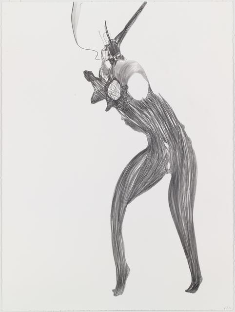 , 'Standing Figure #1,' 2014, Petzel Gallery