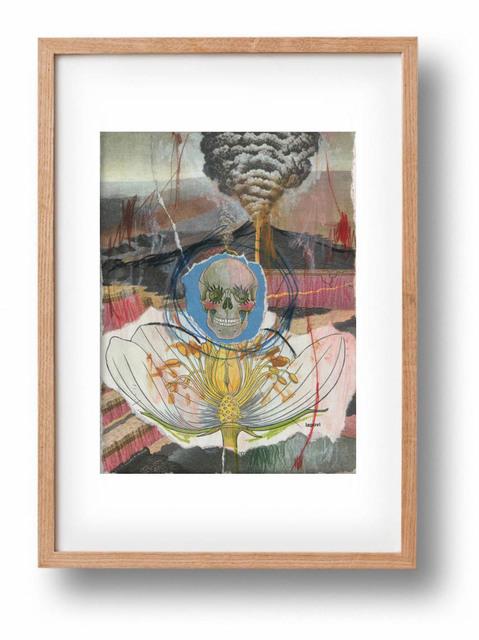 , 'wall of memories 01,' 2016, Artdepot