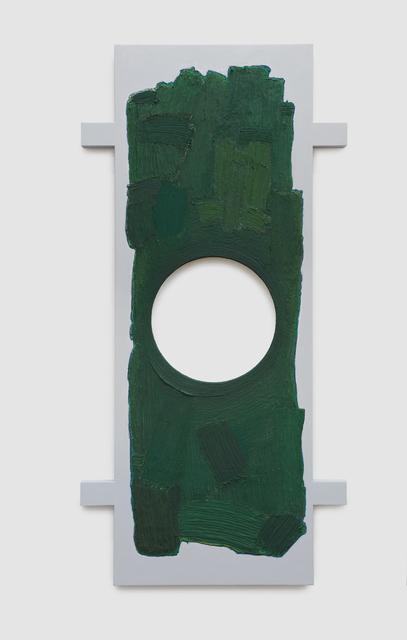 , 'Green,' 2017, James Fuentes