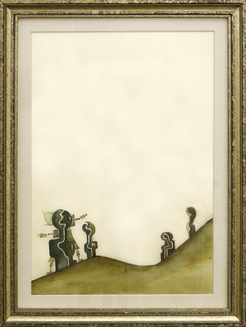 , 'Sonhos de Pondji Series,' 1979, Bolsa de Arte
