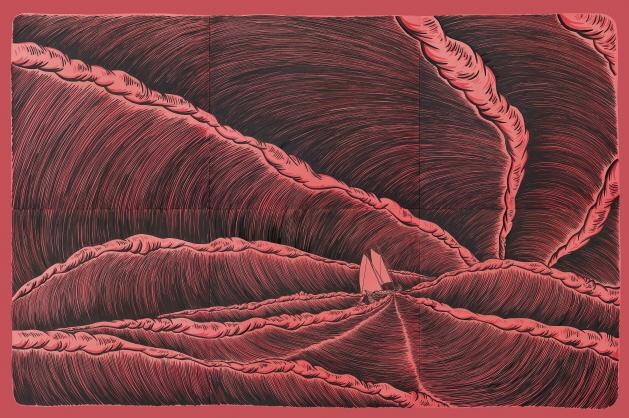, 'Protagonist_Rose Pink 3,' 2018, Hakgojae Gallery