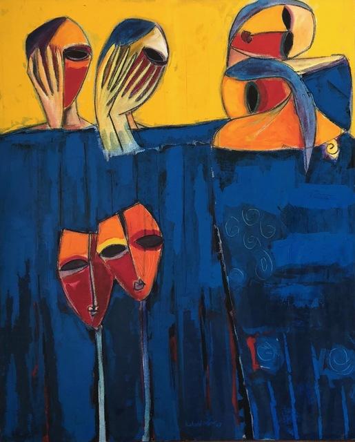 Khalid Nadif, 'Untitled 1', 2007, Lyons Wier Gallery