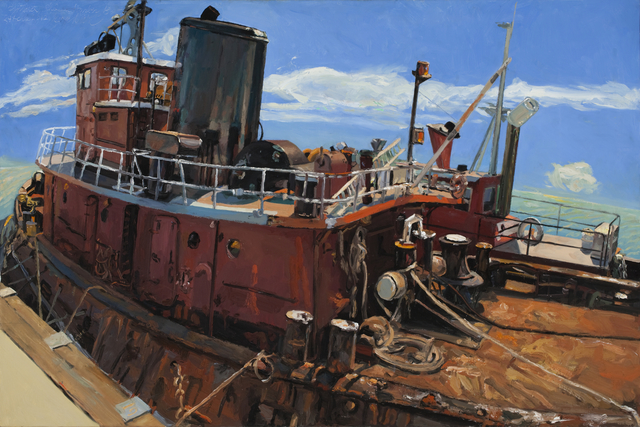 , 'Cynthia, Chelsea Harbor, Boston 24 April 2012,' 2012, Gallery NAGA