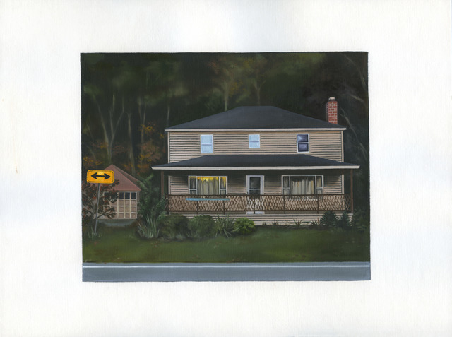 , 'Paper Town 25/40,' 2017, Fridman Gallery