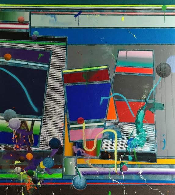 , 'Millionenspiel,' 2017, Hans Alf Gallery