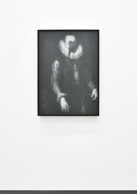 , 'RESTAURATION ,' 2017, Galerie Christophe Gaillard