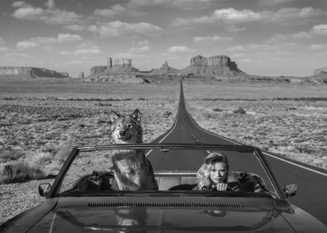 David Yarrow, 'Road Trip II', 2018, Maddox Gallery