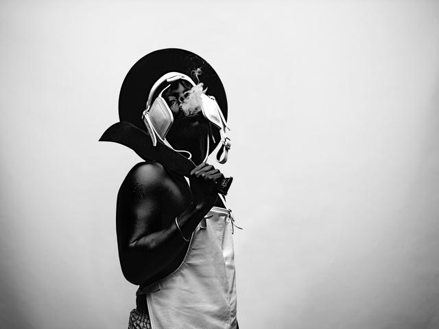 , 'Ga Etsho (6),' 2015, Galerie Ron Mandos