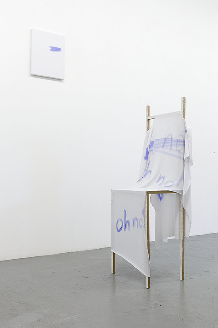 , 'Simulation drama, with ending,' 2015, blank projects