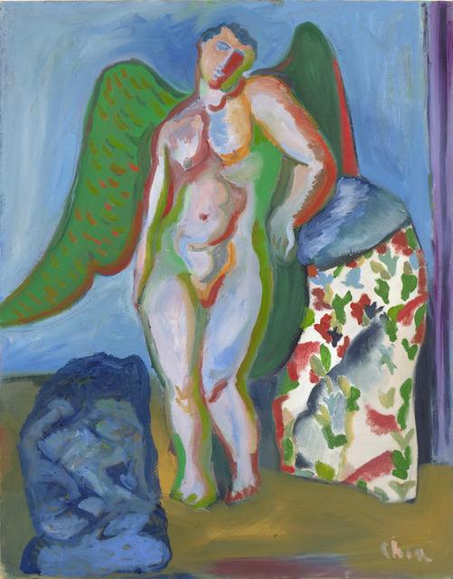 , 'Framed Angel,' 2004, Jerome Zodo Gallery