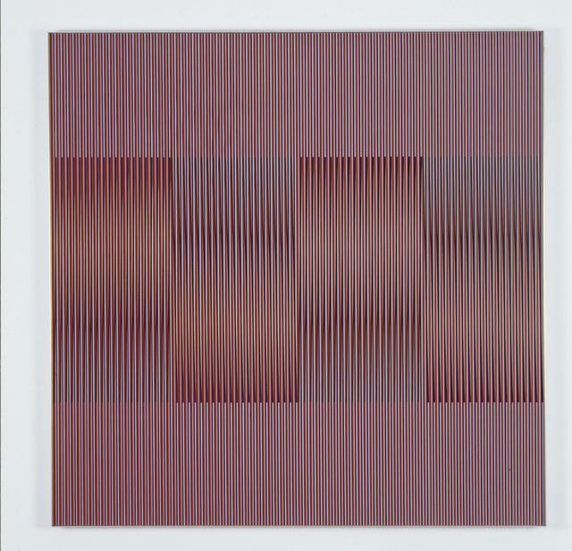 , 'Physichromie 1096,' 1977, Galerie Denise René