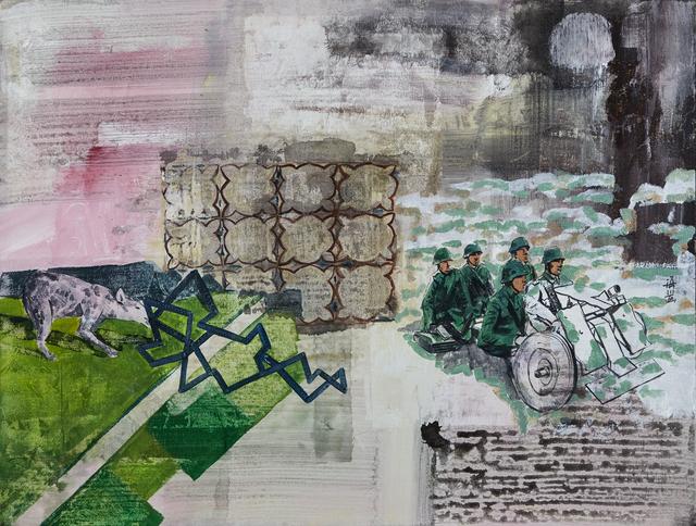 , 'Squad 小分队,' 2016, Art+ Shanghai Gallery